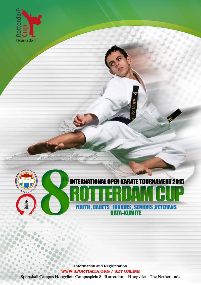 8e rotterdam cup shotokan karateclub etten leur for Open venster rotterdam