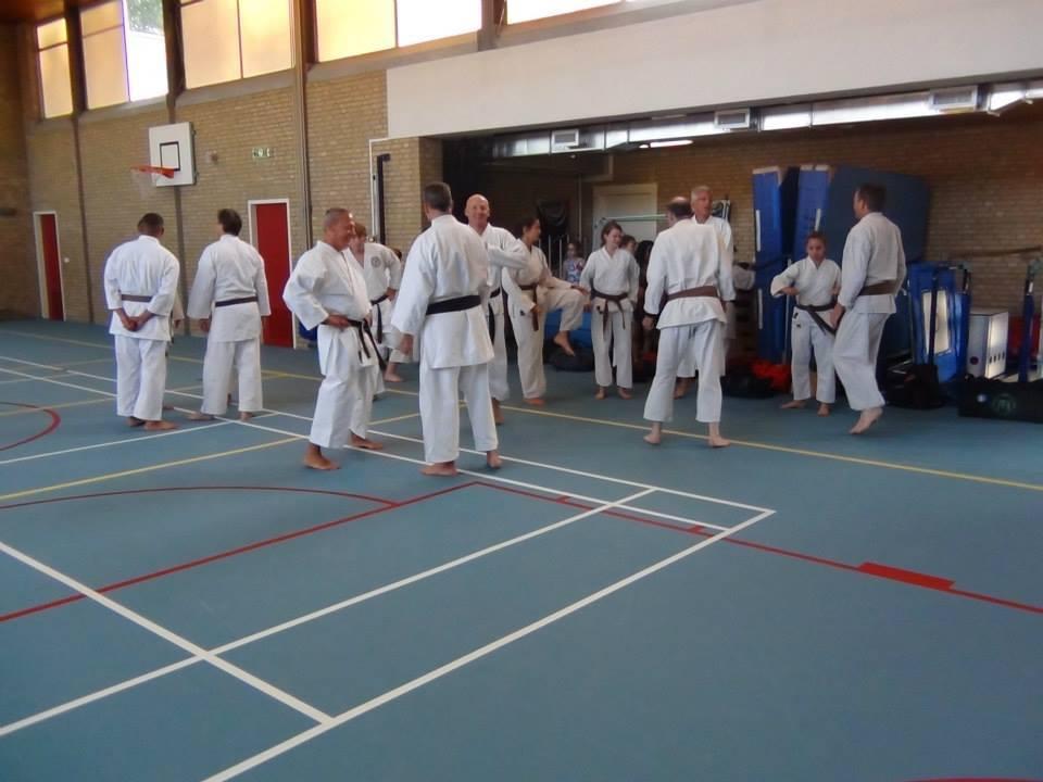Dan training SKEL 17-9-2014