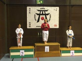 Verslag kata wedstrijd 3de Shotokan toernooi Terheijden 4 maart 2018